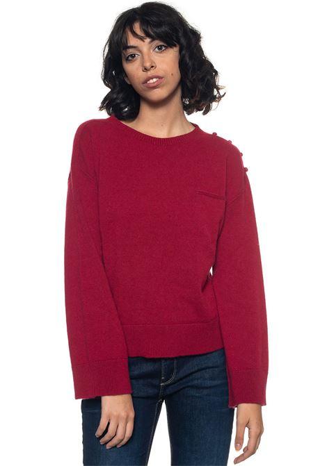 Cashmere pullover Vanisé | 7 | V74754RUBINO