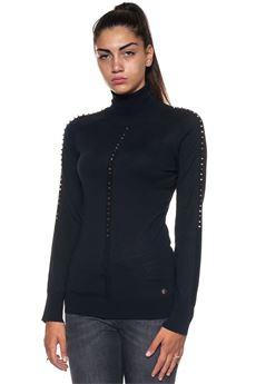 Pullover collo alto Versace Collection   7   G35621-G604037G1008