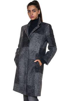 Woolen coat Versace Collection | 17 | G35685-G604017G8025