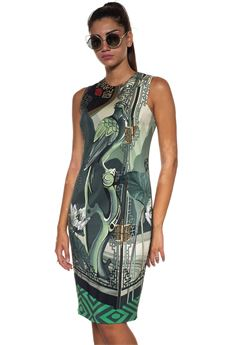 Sheath dress Versace Collection | 130000002 | G35715-G604170G7481