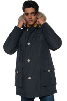 Giaccone Arctic Parka DF Woolrich | 20000057 | WOCPS1674-CN01PHM