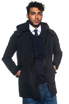 Giaccone Stag Coat Woolrich | 20000057 | WOCPS2692-BY40100