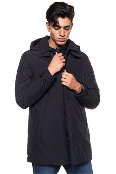 City Coat coat Woolrich | 20000057 | WOCPS2702-LC101584