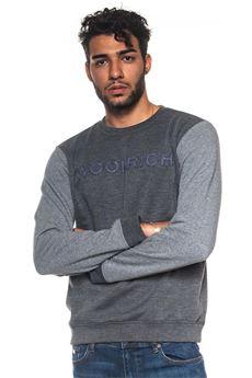 Wofel Sweatshirt Woolrich | 20000055 | WOFEL1140-BF06123