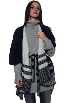 W'S BELTED CAPE kimono sleeve cape Woolrich | 52 | WWACC1399-AC011514