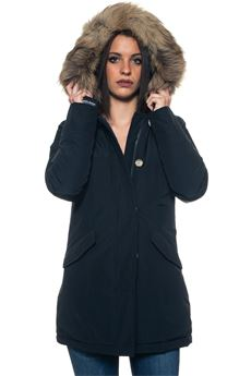 W'S Arctic Parka coat Woolrich | 20000057 | WWCPS1447-CN02DKN