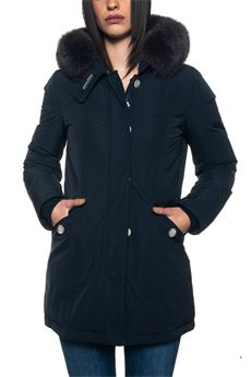 W'S Luxury Arctic hooded jacket Woolrich | 20000057 | WWCPS2635-CF40324