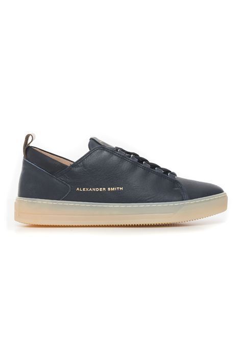 Leather sneakers with laces Alexander Smith | 5032317 | H75507BLUE