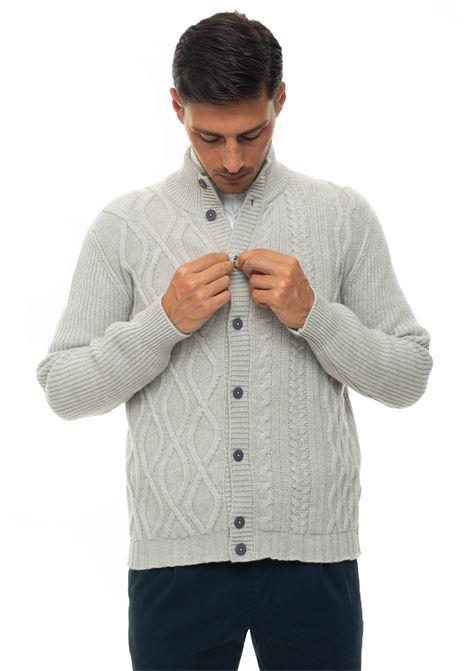 Cable knit cardigan Andrea Fenzi | 39 | C16-F774339029