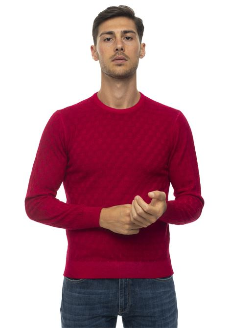 Round-neck pullover Andrea Fenzi | 7 | G01-F73092657