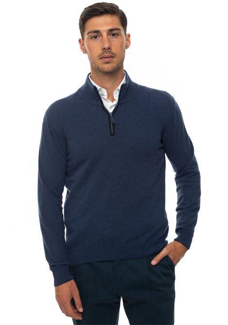 Half zip pullover Andrea Fenzi | 7 | L01-F710334691