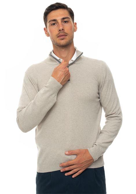 Half zip pullover Andrea Fenzi | 7 | L01-F710338351