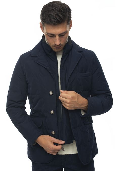 Quilted jacket Angelo Nardelli | -276790253 | 5165-A222650