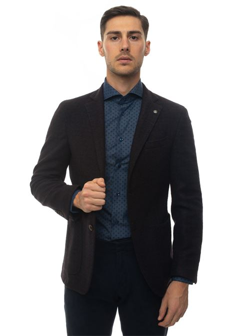 Jacket without lining decostruita Angelo Nardelli | 3 | 54410-M389060