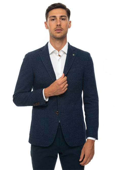 Unlined blazer with 2 buttons Angelo Nardelli | 3 | 54410-M444652