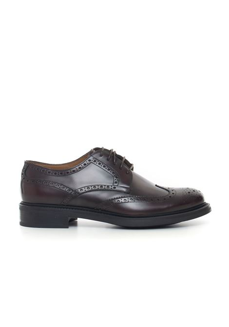 Classical derby shoes  with laces Angelo Nardelli | 12 | 82280-G800560