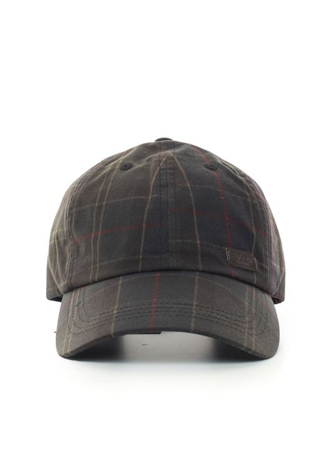 Berretto in cotone con visiera Barbour | 5032318 | BAACC1919TN11