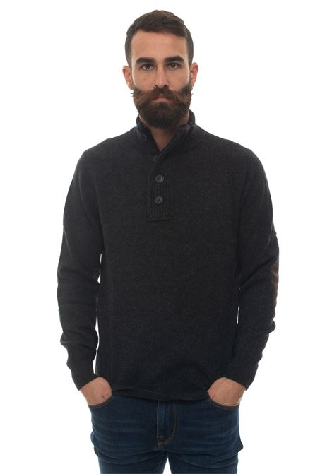 Pullover mezza zip Barbour | 7 | BAMAG0478CH91