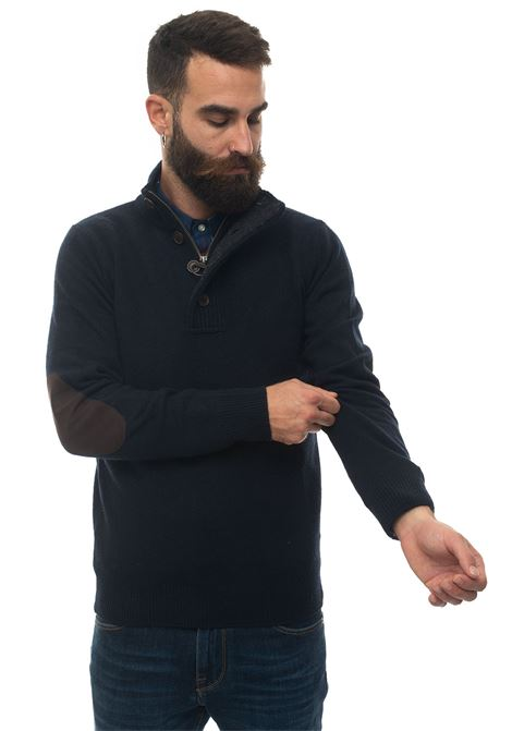 Pullover mezza zip Barbour | 7 | BAMAG0478NY91