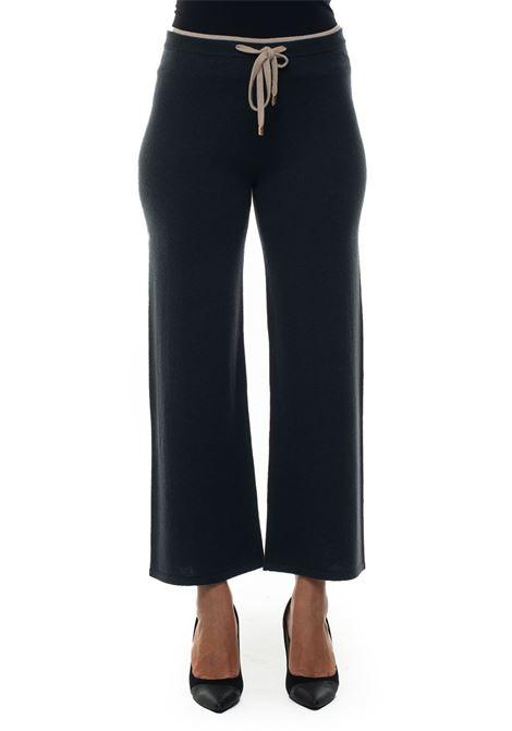 Pantalone lana Blue Les Copains | 9 | 0J10022107