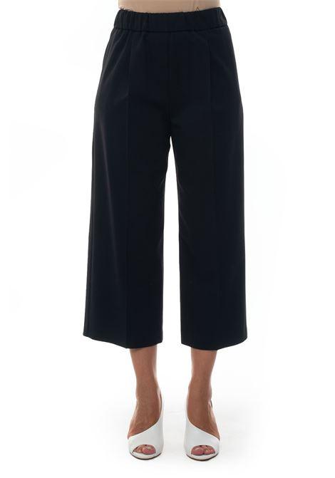 Wide trousers Blue Les Copains | 9 | 0J30300131