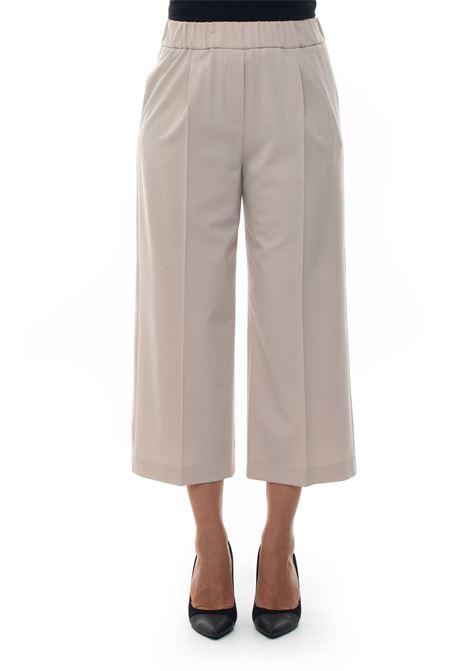 Wide trousers Blue Les Copains | 9 | 0J30300716