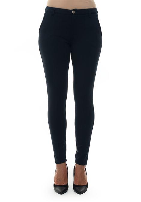 Soft trousers Blue Les Copains | 9 | 0J31900190