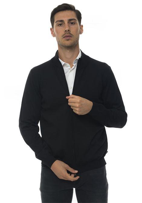 Pullover zip intera BOSS | 39 | BALONSO-50419306001
