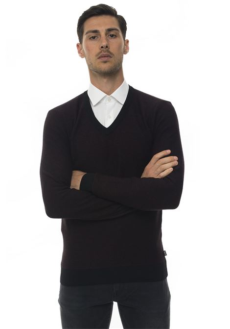 Bietro V-neck pullover BOSS | 7 | BIETRO-50415789001