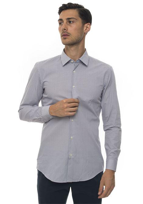 Camicia casual BOSS | 6 | ISKO-50415828605