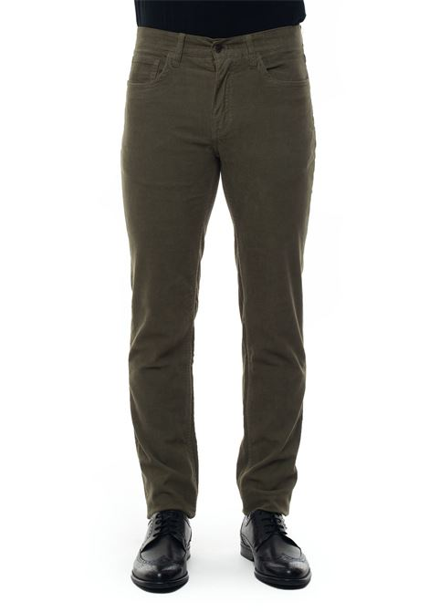 5-pocket trousers Brooks Brothers | 9 | 110228EAVY GREEN