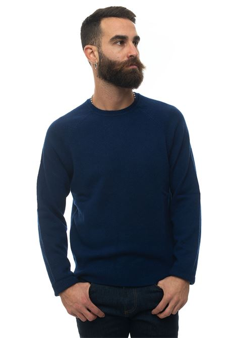 Pullover girocollo Brooks Brothers | 7 | 116667BRIGHT NAVY