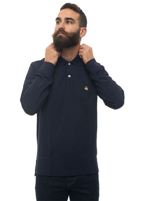 Polo manica lunga Brooks Brothers | 2 | 121540BLU