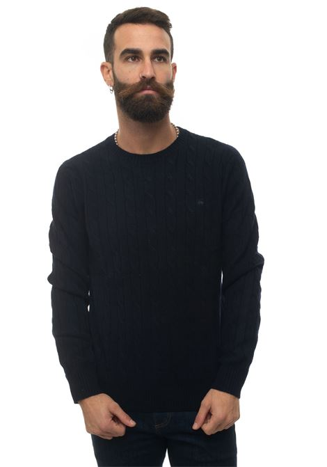 Pullover girocollo Brooks Brothers | 7 | 122850NAVY