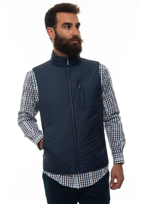 Quilted gilet Brooks Brothers | 38 | 136980INDIGO