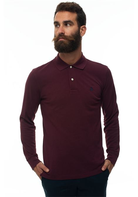 Polo shirt long sleeves Brooks Brothers | 2 | 137112FIG