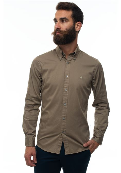 Camicia casual Brooks Brothers | 6 | 142892COVER GREEN