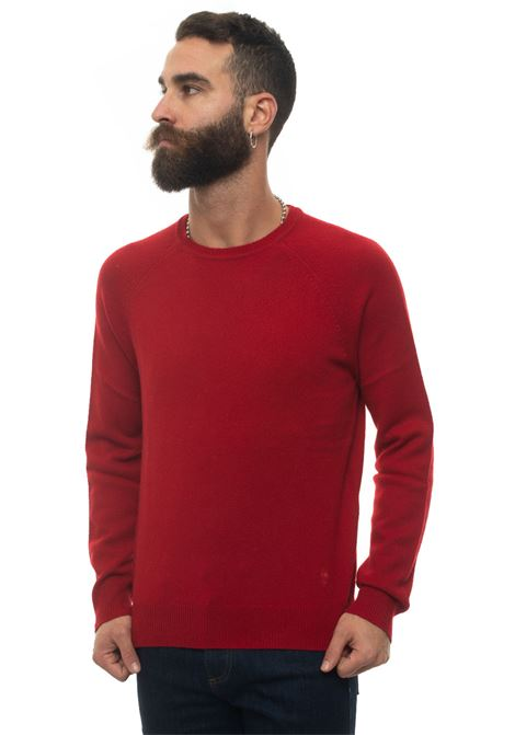 Pullover girocollo Brooks Brothers | 7 | 143533RED