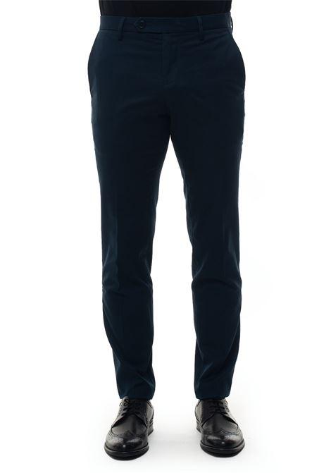 Pantalone modello chino Brooks Brothers | 9 | 143909BLU
