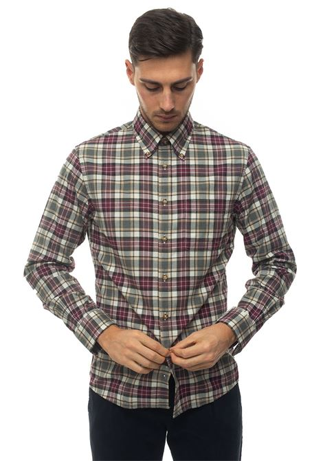 Camicia casual Brooks Brothers | 6 | 151281BORDEAU