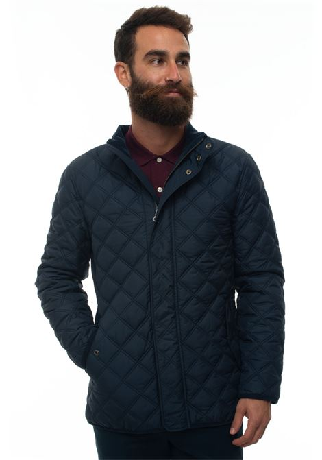 Quilted jacket Brooks Brothers | 20000057 | 85129NAVY