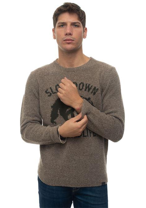 Round-neck pullover Brooksfield | 7 | 203J-M005V0032