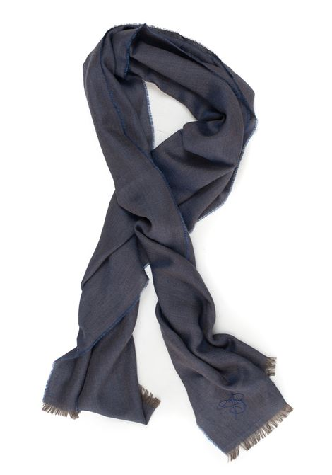 Classic scarf Canali | 77 | 06-MF00143300