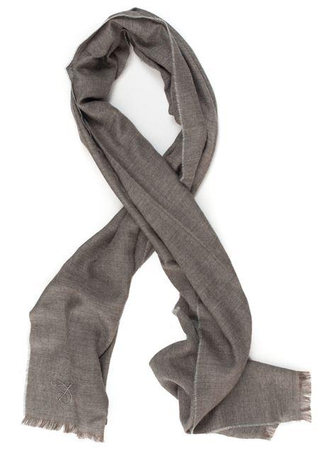 Classic scarf Canali | 77 | 06-MF00143520