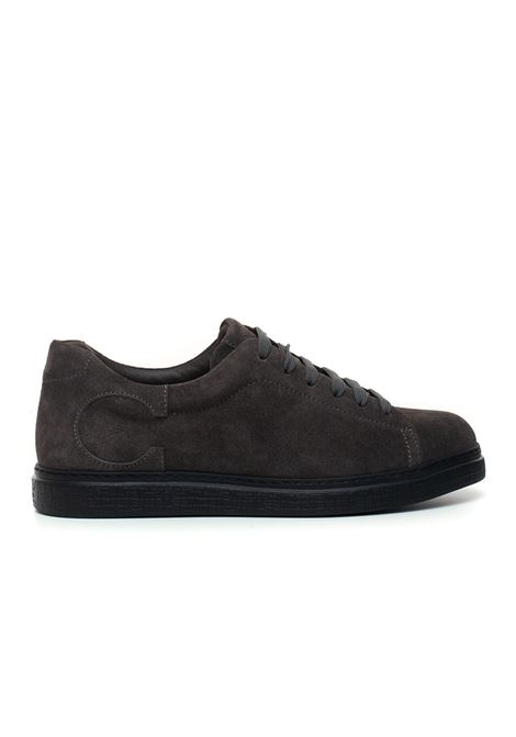 Suede sneaker Canali | 5032317 | 191201-RB00325112