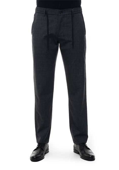 Trousers with lace tie Canali | 9 | 91659-PS00532111