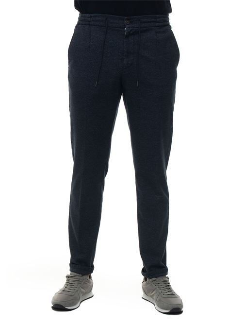 Trousers with lace tie Canali | 9 | 91802-PT00541301