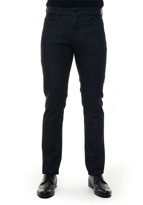 5 pocket denim Jeans Canali | 24 | 93721N-PD00018111