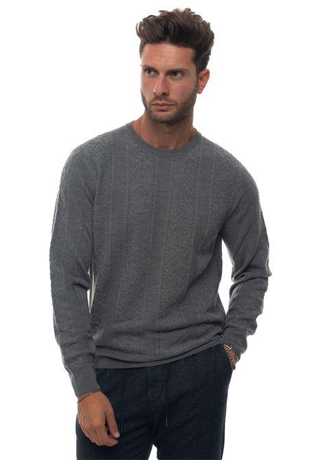 Round-necked pullover Canali | 7 | C0668-MK00748210