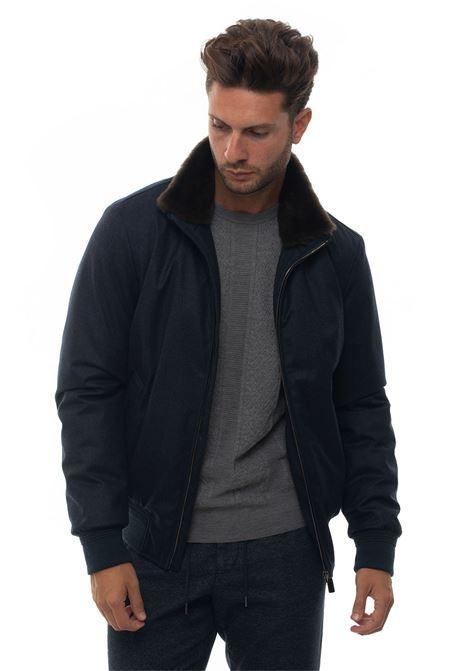 Bomber jacket Canali | -276790253 | O40442-SG01428302